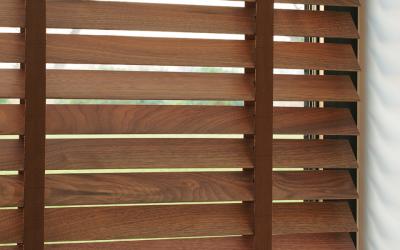 5x waarom je nu voor houten jaloezieën moet kiezen!