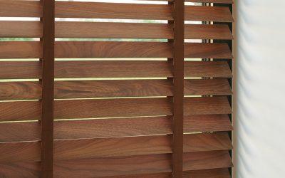 5 redenen waarom je nu voor houten jaloezieën moet kiezen!
