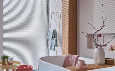 Welke raambekleding past het beste in de badkamer?